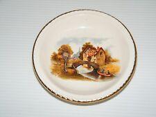 VTG Sandland Ware Lancaster Hanley Staffordshire England Jolly Boatman Plate