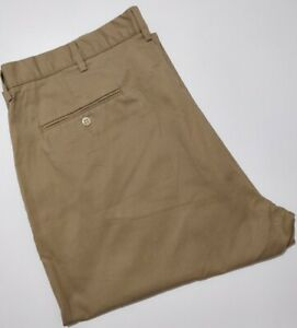 POLO Ralph Lauren Men's Stretch Straight Fit Chinos In BROWN, SIZE 38/30