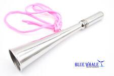 BLUE WHALE Marine Manual Handheld Air Horn /Fog Horn Loud signal whistle