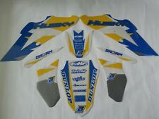 KIT ADESIVI GRAFICHE GRAPHICS STICKERS BLACKBIRD HUSQVARNA CR WR 250 300 2008