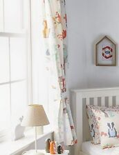 Unbranded Cotton Blend Curtains with Pencil Pleat