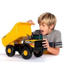 Tonka Steel Classics Mighty Yellow Dump Truck Toy Truck