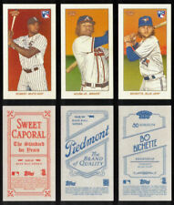 2020 TOPPS 206 SERIES/WAVE 5 Base Piedmont Sweet Caporal RC $0.99 SHIP YOU PICK!