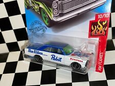 "Hot Wheels 1965 Ford Galaxie - ""PABST BLUE RIBBON BEER"" custom"
