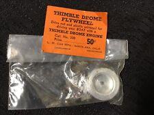 Cox Thimble Drome Flywheel