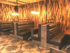 More details for bespoke booth seating for pub/bar/restaurant/club bench £85 per foot uk