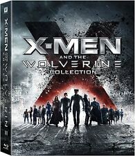 X-Men And The Wolverine: Complete Collection Box / Set Blu-Ray NEW!