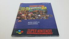 Donkey Kong Country 2 - SNES manual only