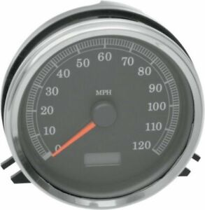 Electronic Speedometer Speedo in MPH Harley Road King Softail Wide Glide