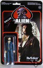 """DALLAS Alien 1979 Movie 3 3/4"""" inch Reaction Action Figure Super 7 Funko 2013"""