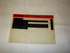 KAWASAKI AR50 AR 50 C2/C3 GEN PART CATALOGUE MICROFICHE