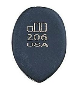 6 Dunlop Jazztone Picks - # 206