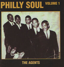 VARIOUS ARTIST philly soul vol1 USA CD 60s northern soul R+B OOP L@@K