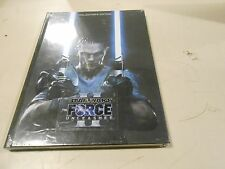 Star Wars The Force Unleashed II Official Collector's Edition Strategy Guide NEW