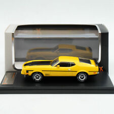 Premium X 1/43 Ford Mustang Mach 1 1971 Yellow PRD397J Limited Edition
