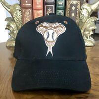 New Authentic ARIZONA DIAMONDBACKS Baseball Cap / Hat Embroidered Raised Logo