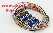 ESU Adapterplatinen 8-/21-pol./PluX12/PluX22, I/0-Erweiterung, Relais - Tipps !