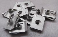 Genuine Gilera Runner Fuel Filler Cap Hinge Bracket Metal Clip 299689