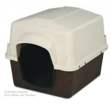 Dog House Shelter Portable Home Barn Small Pet Puppy Covered Weather Protector