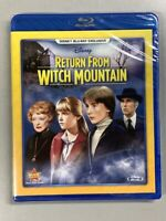 Return From Witch Mountain (Blu-ray) DMC Disney Movie Club Exclusive - Brand New