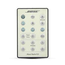 Bose-Wave Radio/CD White Remote Control for Wave Radio AWRC1G Radio/CD/Alarm