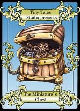"""Juan Diaz Special Edition miniature """"The Miniature´s Chest"""""""