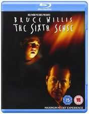 THE SIXTH SENSE (Bruce Willis)  - BLU-RAY - REGION B UK