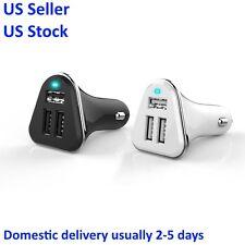 3 Port 5.2A Universal USB Car charger Adapter - 2.1A + 2.1A + 1.0A = 5.2A