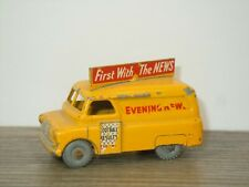 Bedford Van Evening News - Matchbox Lesney 42 England *46467