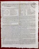 Bonaparte 1799 18 Brumaire Les Pennes Mirabeau Châlons-sur-Marne Ham Suisse