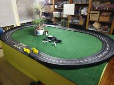 Artin 1/32 scale Slot track Includes NO CARS (New) See Video 9x5 Hard to Beat