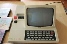 Console Philips Videopac G7200 . 1982 + 33 jeux / Vintage Rétrogaming