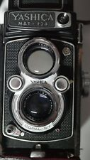 YASHICA MAT-124 CAMERA / EXCEL ANT / Vintage / Rare