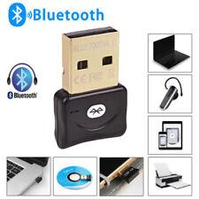 Bluetooth 4.0 USB CSR Dongle adapter for PC Laptop Windows Win XP Vista 7 8 10