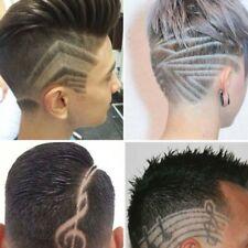 10 Lames Pour Stylo Gravé Style Cheveux Sourcils Barbe Stylo Rasoir Salon Homme