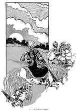 Rene Bull página 060 Hada A4 foto impresión de arte