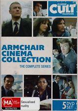 ARMCHAIR CINEMA COLLECTION - 5 DVDs...Region 4....Free Post.