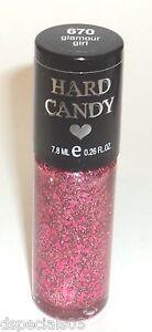 HARD CANDY  Nail Color Nail Polish GLAMOUR GIRL 670
