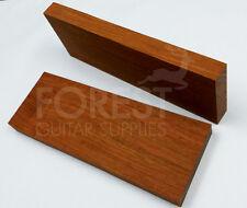 Guitar Bubinga 2 pieces body blank - Cuerpo guitarra eléctrica 2 piezas bubinga
