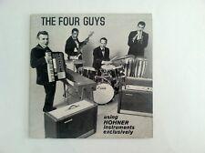 SUPER RARE VOCAL - THE FOUR GUYS - 45 RPM  EP   (ORIGINAL)   N  MINT