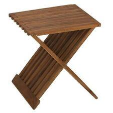 Wooden Patio & Garden Tables