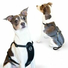 K&H PET PRODUCTS 7834 Black TRAVEL SAFETY PET HARNESS EXTRA LARGE BLACK