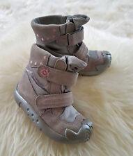 a5d8939b797488 Original Elefanten -tex Winter Fell Stiefel Leder wasserdicht 21 Mädchen  OVP 49€