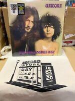 T Rex LP Unicorn Yellow Vinyl RSD 2020 Versiegelt
