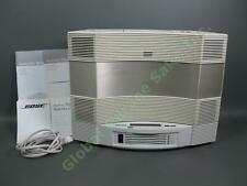 Bose Acoustic Wave II Music System Multi-CD Player Changer AM/FM Radio Speaker