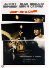 WAIT UNTIL DARK / (WS) - DVD - Region 1