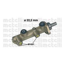 1x Hauptbremszylinder METELLI 05-0127 ALFA ROMEO 1750-2000 75 90 ALFETTA ARNA