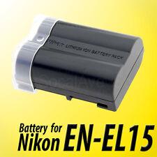 NEW EN-EL15 Battery for Nikon D600 D610 D750 D7100 D7200 D800 D810 V1 ~US Seller