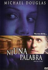 PELICULA DVD NI UNA PALABRA PRECINTADA