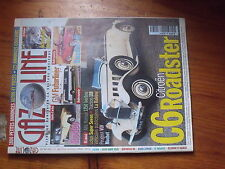 $$µ Revue Gazoline N°65 Citroen C6 Roadster  Renault Rodeo  GM Futurliner  Lotus
